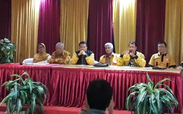 Sri Widodo Dipecat dari Ketua DPP Hanura Lampung