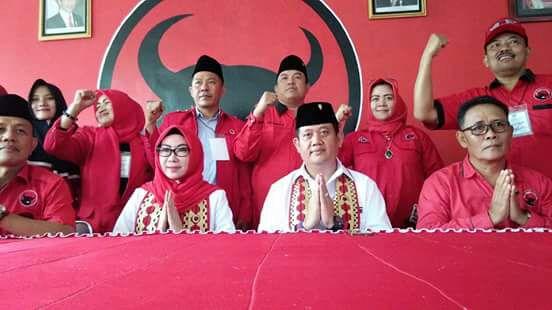 Saad Sobari: 80 Persen Internal  PAN Lampung Dukung Ridho-Bachtiar
