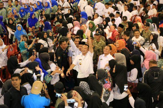 Kunjungan Kerja ke Suoh, Gubernur Ridho Apresiasi Kemajuan di Lampung Barat