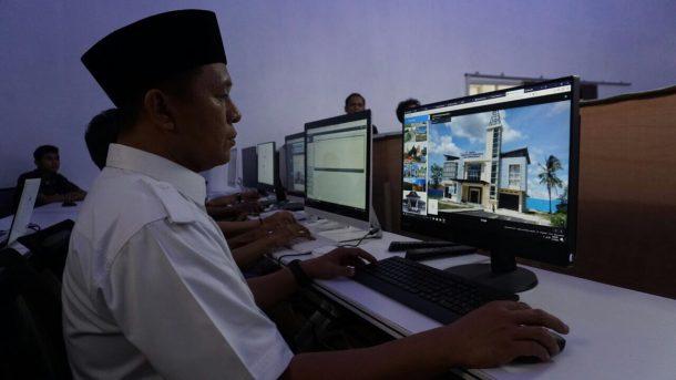 Advertorial: Geliat Pembangunan Desa Alam Jaya Lampung Utara