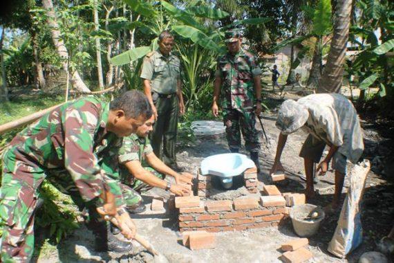 Sebanyak 1.884 Keluarga di Kecamatan Banjit Way Kanan Tak Miliki Jamban