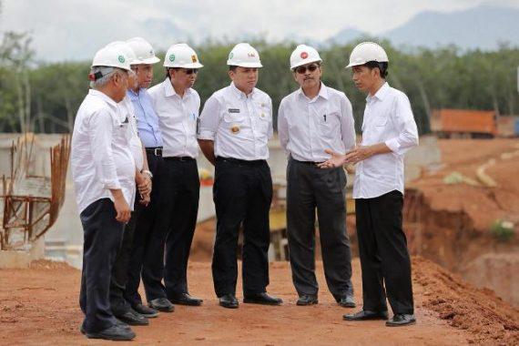 Hari Ini Presiden Jokowi Resmikan Tol Trans-Sumatera