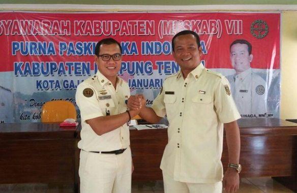 Zainudin Hasan: Berkas Persyaratan Kepengurusan DPW PAN Lampung Lengkap