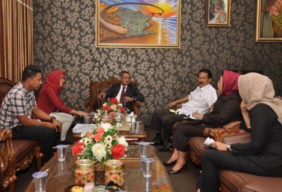 PLN dan UBL Siap Dukung Kampung Sinar Harapan Jaya Rajabasa Bandar Lampung