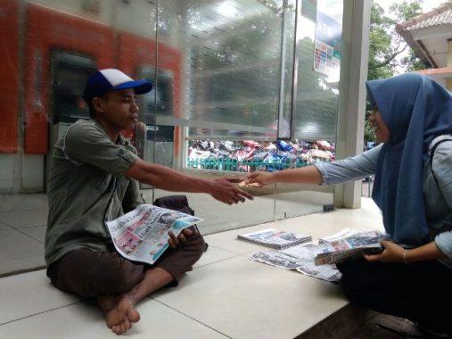 Marak Media Sosial, Royadi Penjual Koran di Lampung: Sehari Bawa 30 Eksemplar, Sore Masih Sisa Separuh