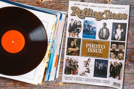 Majalah Rolling Stone Indonesia Tutup Setelah 12 Tahun Eksis