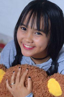 Model Lampung Nurhaliza: Lesung Pipit Makin Cantik
