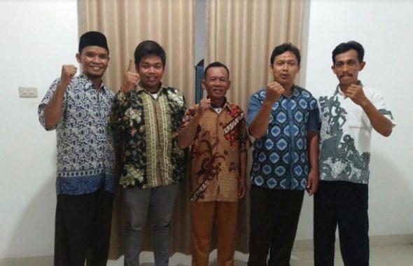 Bupati Umar Ahmad Hadiri Pelantikan Pengurus IWO Tulang Bawang Barat