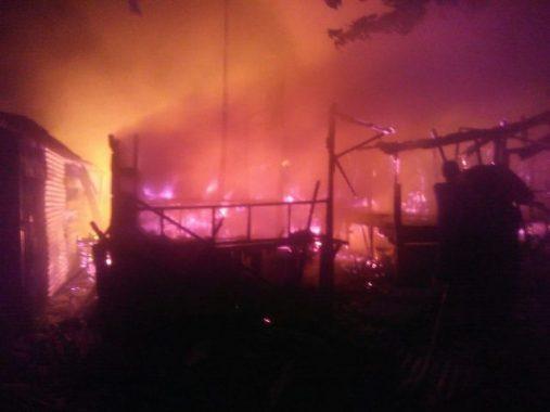 Pasar Way Halim Terbakar, Wali Kota Herman HN Cek Lokasi
