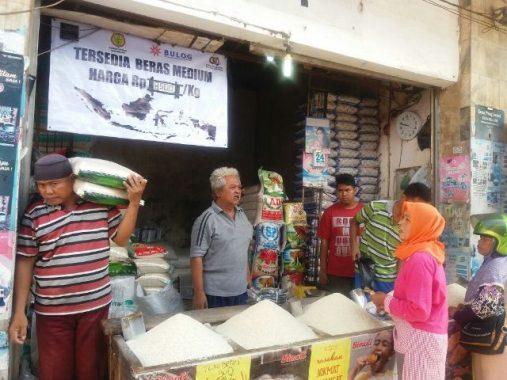 Ada Operasi Pasar, Harga Beras di Bandar Lampung Mulai Turun