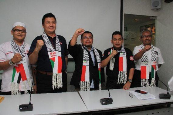 Target 10 Ribu Ton Beras untuk Palestina, Ini Aksi ACT Lampung