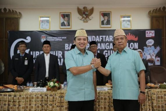 PAD Kabupaten Lampung Tengah 2017 dari Sektor Pajak Melebihi Target