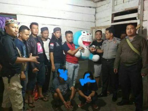 Simpan Sabu-Sabu, Warga Muara Sungkai Lampung Utara Dibekuk di Tuba Barat