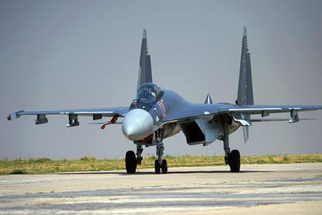 Sebanyak 11 Unit Pesawat Sukhoi SU-35 akan Perkuat Pertahanan Udara Indonesia