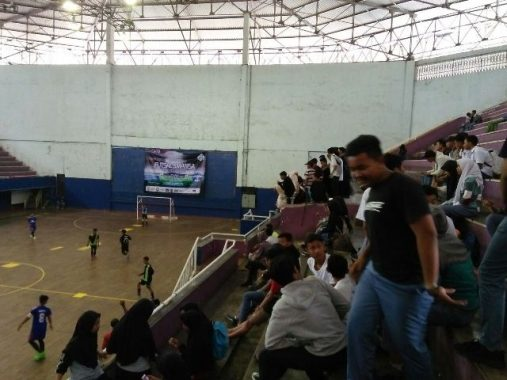 SMAN 1 Bandar Lampung Gelar Turnamen Futsal Se-Lampung