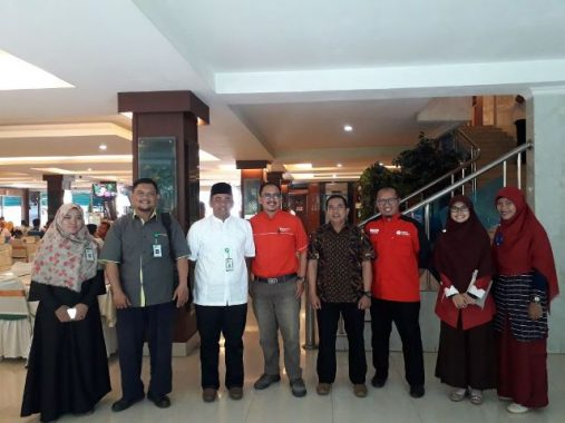 Dinilai Berprestasi, IZI Lampung Ditargetkan Peroleh Dana Zakat Tahun Ini Rp2,3 Miliar
