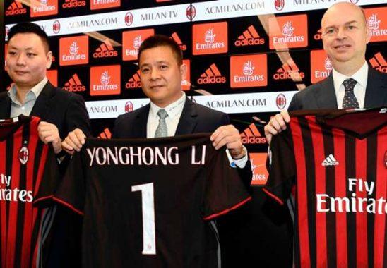 AC Milan Terancam Dilelang Bila Pemilik Tak Sanggup Bayar Utang Oktober Ini