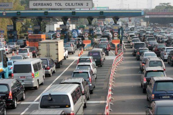 Sebanyak 1 Juta Lebih Mobil di Jakarta Tak Bayar Pajak