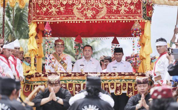 Gubernur Ridho Beri Arahan ASN Lampung Barat