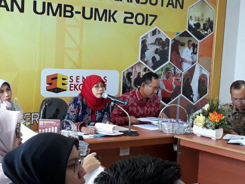 Januari 2018, Inflasi di Bandar Lampung Capai 1,42 Persen