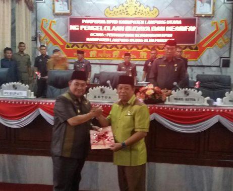 DPRD Lampung Utara Bentuk Pansus Raperda Pengelolaan Budaya dan Kearifan Lokal