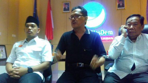 PILGUB LAMPUNG: Mustafa Ditahan KPK, Nasdem Lampung Ajukan Praperadilan