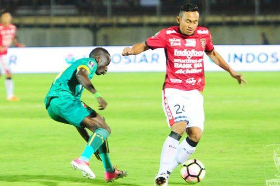 Bali United Tantang Persija Jakarta di Final Piala Presiden 2018
