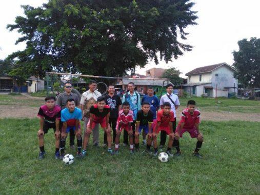 PKS Dorong Pesepak Bola Muda Bandar Lampung Berkiprah di Nasional