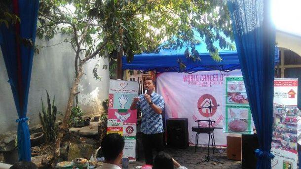 Komunitas Peduli Generasi Lampung Gelar Sosialisasi Cegah Kanker