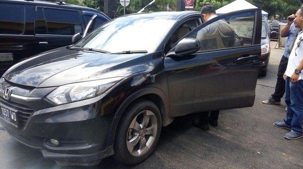 Polresta Bandar Lampung Temukan Mobil HRV Milik Kerabat Menhan yang Dilaporkan Hilang