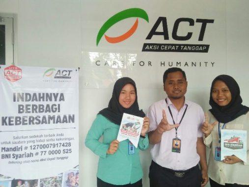 ACT Lampung Gelar Pemilihan Duta Pelajar Kemanusiaan, Ikuti Lomba Cerpennya