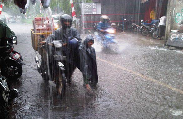 BMKG: Masyarakat Lampung Waspada Hujan Lebat Mulai Kamis Hingga Beberapa Hari