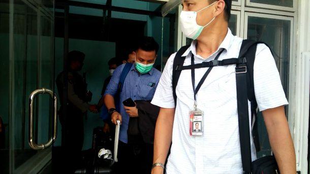KPK Tidak Temukan Uang di Gedung Binamarga Lampung Tengah