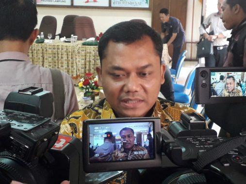 Awal Maret KPU Lampung Targetkan Pengadaan dan Distribusi Alat Peraga Kampanye Rampung