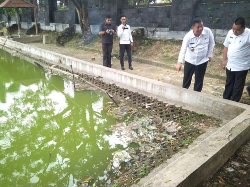 Warga Gulak Galik Bandar Lampung Keluhkan RPH Dekat Permukiman