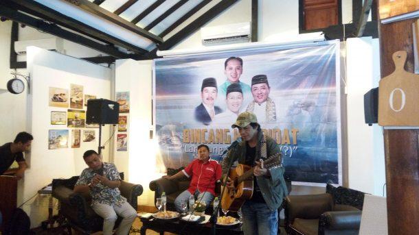 Gubernur Lampung Ridho Ficardo Resmikan Jembatan Gantung di Way Jepara
