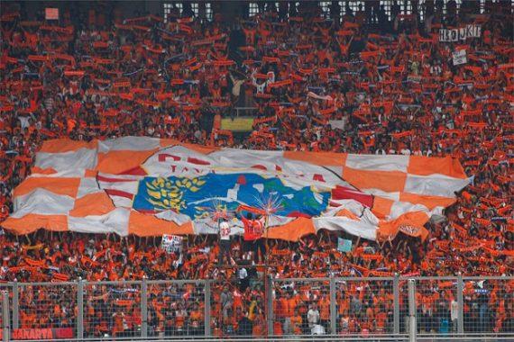 Persija Minta Jackmania Tak Bikin Rusuh saat Final Piala Presiden 2018