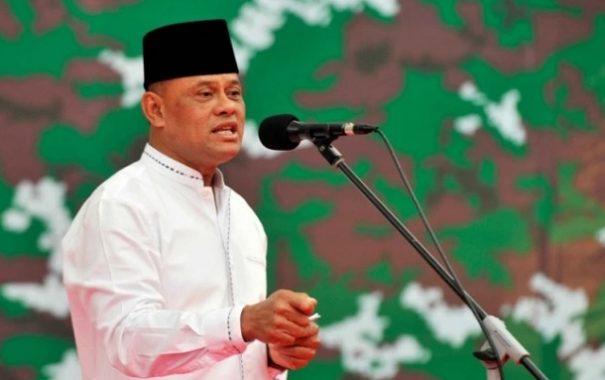 Marak Teror, Jenderal Gatot Nurmantyo Minta TNI dan Polri Lindungi Ulama