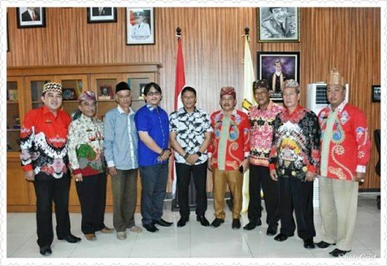 Ketua DPRD Bandar Lampung Wiyadi Terima MPAL