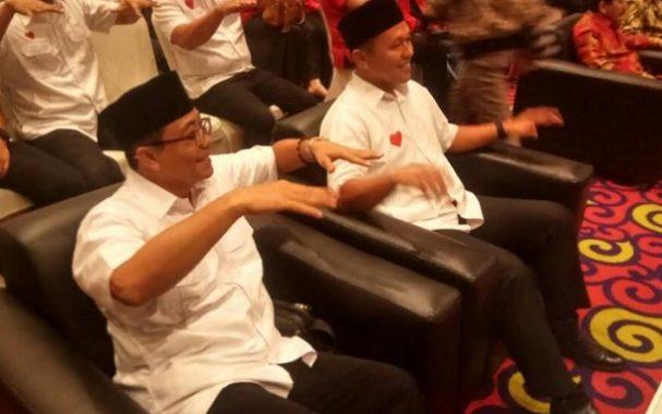 PILGUB LAMPUNG: Dapat Nomor Urut 3, Arinal-Nunik Janjikan Lampung Jaya Tiga Tahun Mendatang