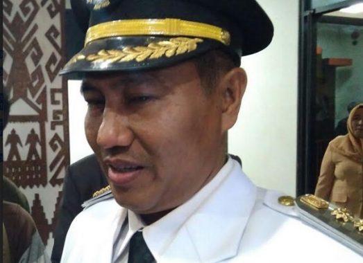 Zainal Abidin Tak Sangka Diangkat Jadi Penjabat Bupati Tanggamus