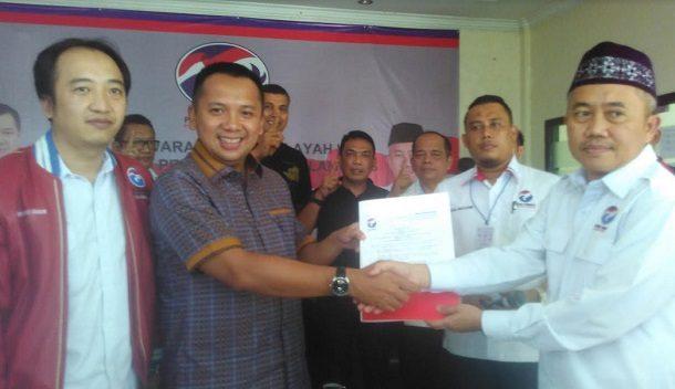 Partai Perindo Lampung Beri Rekomendasi Dukungan kepada Ridho-Bachtiar