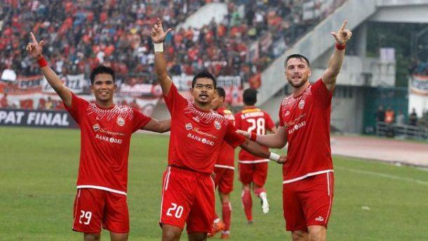 Persija Jakarta Melaju ke Final Piala Presiden 2018