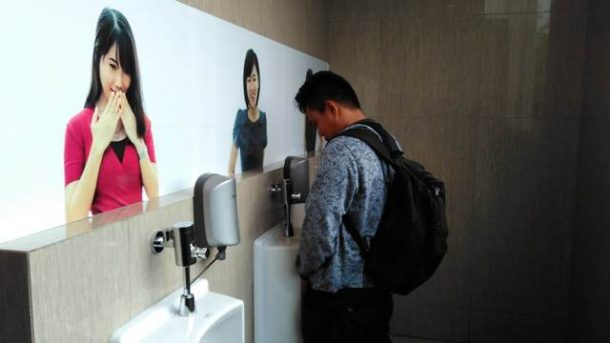 Damar Kritik Pemasangan Foto Wanita di Toilet Swiss Belhotel Lampung