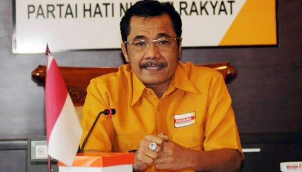 PILGUB LAMPUNG: Mustafa Ditangkap KPK, Hanura Buka Peluang Dukung Calon Lain