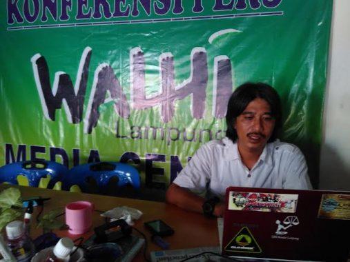 Walhi Minta Pemkot Bandar Lampung Evaluasi RPH Dekat Permukiman Warga