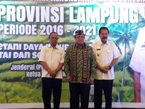 Proyek Sistem Penyediaan Air Minum di Bandar Lampung Disepakati, Herman HN: Agar Rakyat Sejahtera
