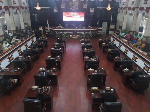 DPRD Kota Metro Gelar Rapat Paripurna HUT Lampung ke-54