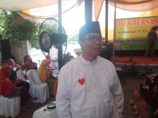 PILGUB LAMPUNG: Ahmad Jajuli Ajak Warga Kreatif Meriahkan HUT Lampung