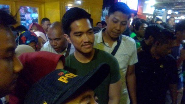 Putra Bungsu Presiden Jokowi Bikin Heboh Pengunjung MBK